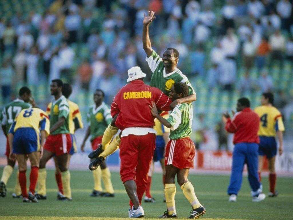 10 Momen Menentukan di Piala Dunia Sepak Bola Afrika