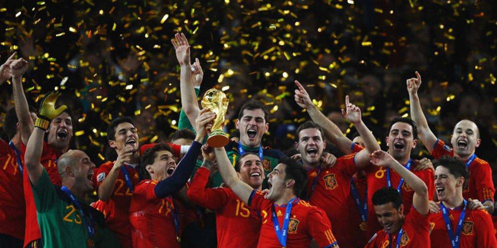 Sepuluh Tim Sepak Bola Terbaik Sepanjang Masa
