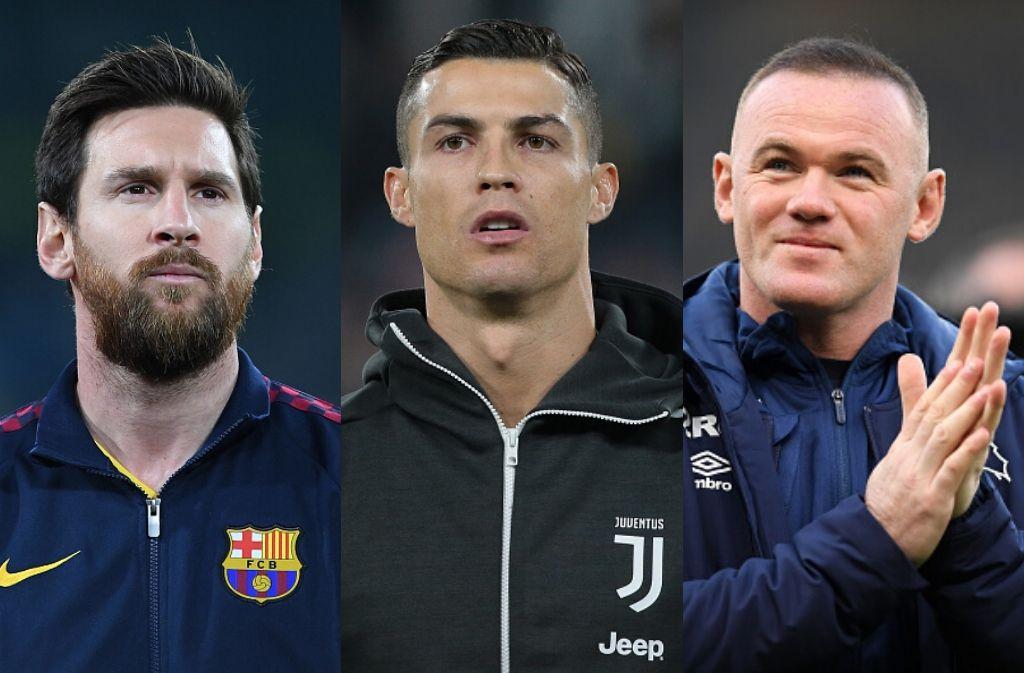 Bintang Sepak Bola Terkenal Karena Kaya atau Sebaliknya?