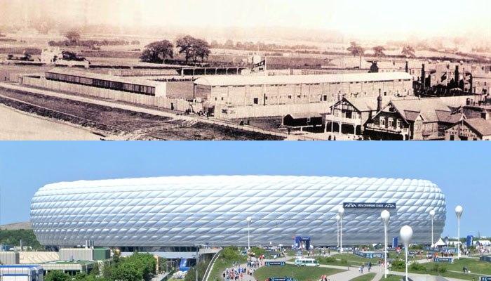 Sejarah Awal Dari Terbentuknya Stadion Sepakbola